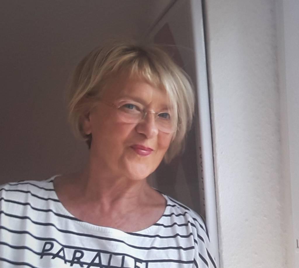 Autorin Bärbel Hoffmann
